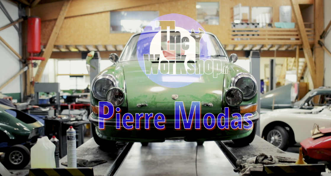 Pierre Modas / The Workshop