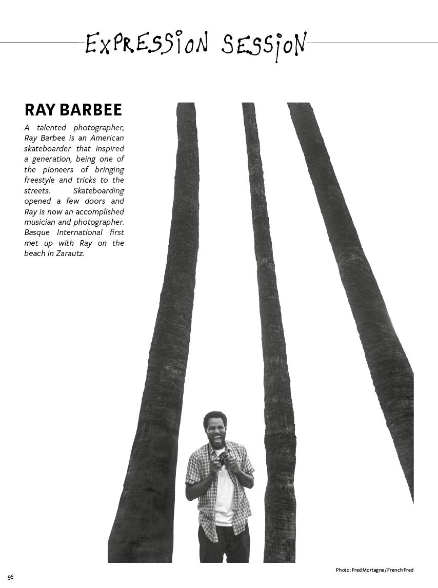 RAY BARBEE
